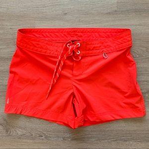 Lands End Swim Shorts Hot Pink Size 4 Petite